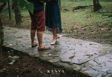 Icha & Topan Prewedding by Kanva Pictura