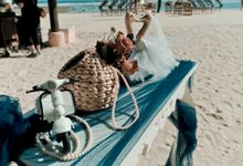 Wedding of Kaori & Cahill by The Grand Bali Nusa Dua
