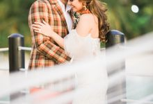 The Pops of Orange Make This Wedding in Boracay Stand Out by Foreveryday Photography