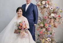 Karen And Clinton by Solo Baru Int. Tailor