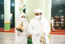 Pernikahan Muslim Syar'i by Karina Weddings