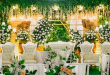 Dekorasi Rustic Rumah by Karina Weddings