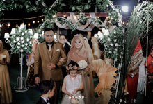 Ghina dan Jani by Karina Weddings