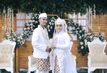 Dewi & Rifdi by Karina Weddings