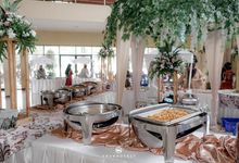 Catering Prasmanan by Karina Weddings