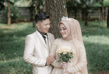 Suci & Adam by Karina Weddings