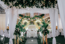 Heny & Dwi by Karina Weddings