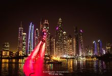 Destination Wedding in Dubai by Karishma Manwani - Luxury Destination Weddings