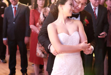 Niko + Francine FIRST DANCE by Karmelo dance production
