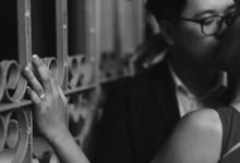 Emotional & Creative Prewedding Shots In Singapore by Wade Photography