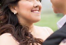Prewedding Steve & Silvy by iin Beallstars by Berti
