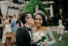 Arrum & Sufyan's Memorable Day by Katakita photography