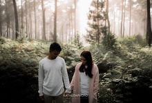 The Prewedding of Sasha & Fadli by Katakita photography