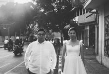 Peter & Mega by Katakitaphoto