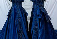 gaun mama pengantin for rent by Cintami Meidina Fashion Designer