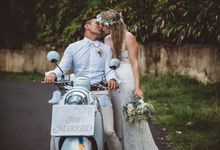 Rustic Wedding In Canggu by EYECON Photography Bali