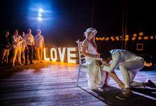 Rustic Wedding In Canggu by EYECON Photography Bali