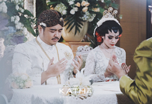 Aditya - Dinda Wedding by Katha Photography