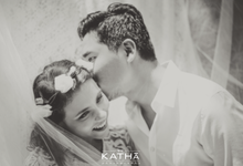 The one who fell in love in the park.. by Katha Photography