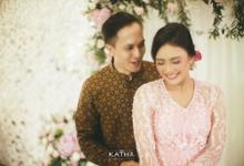 Shinta & Bobby Engagement by Katha Photography