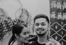 Inda & Rino Prewedding by Katha Photography
