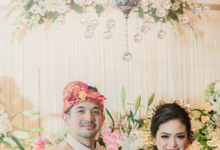 Vania & Almer Engagement Ceremony by Katha Photography