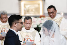 Arby & Diego Wedding by Katha Photography