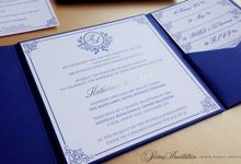 Katherine and Arash by Vinas Invitation