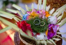 Katie & Nial Balinese Wedding in Ubud by Light Key Photography