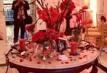 Acara HUT KAPOLRI JENDERAL TITO KARNAVIAN by KAWUNG EMAS wedding