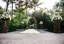 Kayumanis Ubud Intimate Bali Wedding by Chroma Wedding