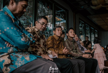The Engagement of Fadila & Ihsan by Kayu Kayu Restaurant