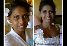 Indian Wedding by Yenny Makeup Artist