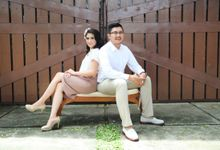 Mr Teguh & Mrs Bella Prewedding by clownfish photo and videography
