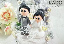 Irwan & Ika Wedding Music Box by KadoCraft