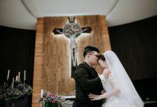 Ricko and Frisca Wedding by Isabella Wedding Organizer