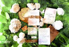 Green Fairy Garden by PurityCard