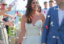 Anika & Ryan Wedding by eight on its side