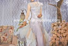 Kebaya Pengantin by Raddin Wedding