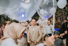 Wedding Minimalist of Kania And Dharma by Heaven Creative