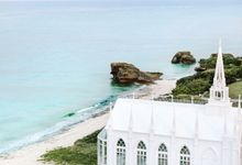 Okinawa wedding | Lazor Garden Alivila Chapel | Josh & Chrisanne by JOHN HO PHOTOGRAPHY