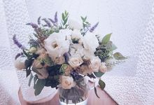 Garden Inspired Bouquets by Keira Floral