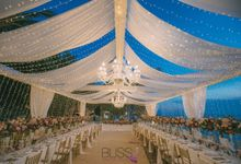 Keith & Lemin wedding at Conrad Koh Samui by BLISS Events & Weddings Thailand