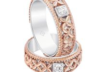Wedding Ring Kekaseh by THE PALACE Jeweler