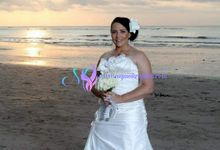 Nicole Wedding by Yenny Makeup Artist