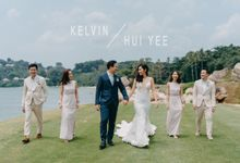 Bintan Wedding Video Kelvin & Hui Yee by StayBright