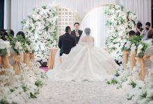 The Wedding of Kelvin & Wenny by Kairos Works