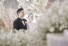 Kelvin & Gabrielle Wedding by ANTHEIA PHOTOGRAPHY
