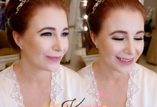Wedding Make Up by Ken Make Up & Hairdo