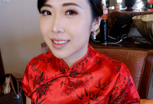 Tea Pai Ceremony by Ken Make Up & Hairdo